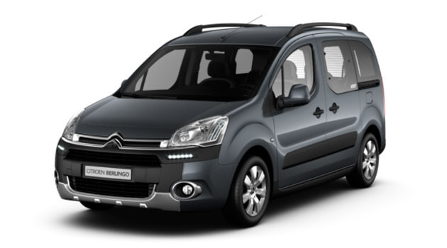 Citroen Berlingo VU B9 новый