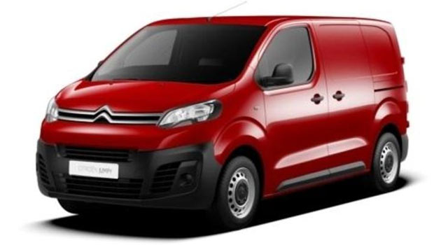 Citroen New Jumpy