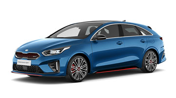 Kia ProCeed CD Хэтчбек